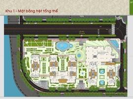 Chỉ 950 triệu/ căn hộ có 3 mặt sông tại Quận 7, TP. HCM bên cạnh Phú Mỹ Hưng.