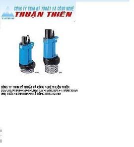 0983. 480. 889--Máy bơm nước thải Tsurumi dòng KTZ