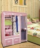Tp. Hà Nội: Phòng đẹp với tủ vải Thanh Long hàng Việt Nam - Kiểu dáng đa dạng, màu sắc trang CL1153447