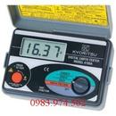 Tp. Đà Nẵng: Đồng hồ Kyoritsu - Thiết bị đo điện trở đất Kyoritsu 4105A, Kyoritsu 4105AH CL1180488P9