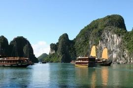 Tour Du lịch Vịnh Hạ Long – Yên Tử 3 ngày khởi hành từ TP HCM năm 2012, 2013