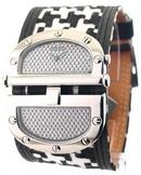 Tp. Hồ Chí Minh: Đồng hồ Nữ GUESS Women's W11510L2 Black Houndstooth Split Dial Watch CL1154089