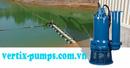 Tp. Hà Nội: Bơm công nghiệp Tsurumi, bơm nước thải chuyên dụng Tsurumi, bơm nước thải lẫn cá CL1135045P10