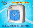 Tp. Hồ Chí Minh: máy chấm công thẻ giấy wise eye 7500A - giá rẻ nhất - hàng nhập khẩu CL1152955