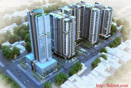 Dự án Golden Land Building chào bán phá giá căn hộ hạng sang
