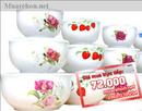 Tp. Hồ Chí Minh: Thố sứ, Tô sứ, bộ 3 cái, có nắp, cao cấp, Giá 72. 000đ, [Shop MUAREHON . NET] CL1156192
