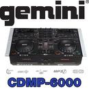 Tp. Hồ Chí Minh: Máy dj Gemini cdmp-6000 Dual CD/ MP3/ USB Mixing Console CL1163539