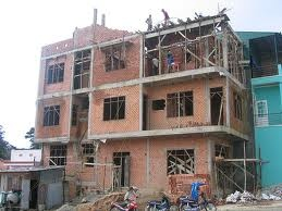 chuyên xây dựng, cải tạo nhà, văn phòng xuống cấp