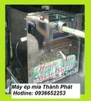 Lâm Đồng: Máy ép mía Thành Phát giá rẻ CL1154758