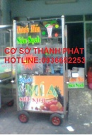 Tp. Cần Thơ: Bộ xe nước mía siêu sạch Thành Phát CL1154758