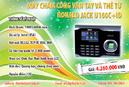 Tp. Hà Nội: Máy chấm công vân tay và thẻ từ Ronal Jack U160C+ID CL1158193