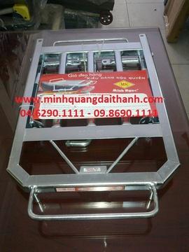 Chuyên cung cấp vói số luợng lớn giá đèo hàng xe máy hãng Minh Ngọc lắp cho các