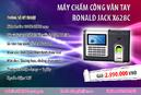 Tp. Hà Nội: Máy chấm công vân tay Ronal Jack X628C CL1158193