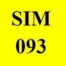 Tp. Hồ Chí Minh: Sim 093, sim số 093 x 9999, số đẹp 093 x 6666, sim mobi 093, sim 093 6789 CL1194037