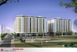 Căn hộ Khang Gia quận Gò Vấp, giá tốt nhất thị trường từ 570tr/ căn