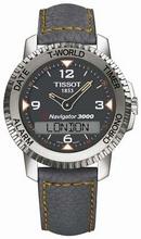 Tp. Hồ Chí Minh: Đồng hồ Tissot Mens T96. 1. 478. 32 T-Touch Navigator 3000 Watch Mua hàng Mỹ CL1166985P5