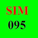 Tp. Hồ Chí Minh: sim 095, sim số 095, số 095, số đẹp 095, sim đẹp 095, đầu số 095 CL1194037