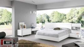 Mẫu giường ngủ đẹp, ấn tượng 2012 của Nội Thất Triệu Gia