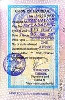 Tp. Hà Nội: Làm visa đi myanmar khẩn CL1172534