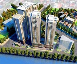Bán chung cư 609 Trương Định, NAM ĐÔ COMPLEX giá gốc từ 19. 5tr/ m2