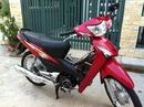 Tp. Hồ Chí Minh: Cần Bán 1 Wave Alpha (Honda): Màu đỏ, loại tem đời mới (X5), xe nguyên zin, đẹp CL1158806