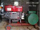 Tp. Hà Nội: máy phát điên đầu nổ diesel 10kw/ 380V CL1160811P4