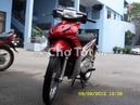 Tp. Hồ Chí Minh: Cần bán Wave RS 110 màu đỏ-đen-xám, thắng đĩa, bstp mua thùng 2011 xe đẹp, CL1158806