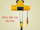 Tp. Hà Nội: Palang xích kéo tay 3 tấn CL1160811P4