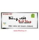 Tp. Hà Nội: Bảng từ trắng Hàn Quốc treo tường cố định viết bút lông dùng cho phòng họp CL1158476