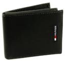 Tp. Hồ Chí Minh: Ví nam Tommy Hilfiger Black Leather Logo Wallet 0091-3966/ 01 Mua hàng Mỹ RSCL1157773