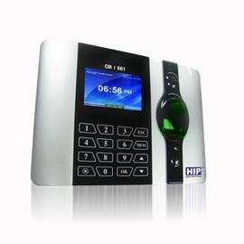 Máy chấm công vân tay và thẻ cảm ứng HIP CMI661 giá rẻ cho mọi người
