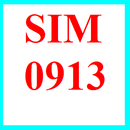 Tp. Hà Nội: Sim vinaphone 0913, sim 0913, sim số 0913, số đẹp 0913, sim vip 0913 CL1194037