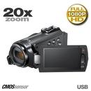 Tp. Hồ Chí Minh: Máy quay cầm tay Samsung H200 HMX-H200BN/ XAA HD Camcorder, mua hàng Mỹ tại e24h CL1168165P3