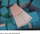 Tp. Hà Nội: Túi đuã, bao thìa, bao tăm nhà hàng, in nhanh các loại ấn phẩm chuyên nhà hàng CL1159322