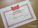 Tp. Hà Nội: ng khen, thư khen, giấy khen học sinh giỏi học sinh tiên tiến các cấp, giấy khen CL1137056