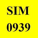 Tp. Hồ Chí Minh: sim 0939, số đẹp 0939, sim số 0939, sim mobifone 0939, đầu số 0939, số 0939, sim CL1194037