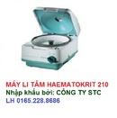 Tp. Hà Nội: Máy ly tâm máu Haematokrit 210 CL1164138