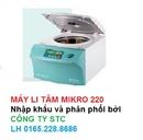 Tp. Hà Nội: Máy ly tâm MIKRO 220. cat No 2200 CL1164138
