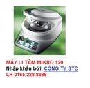 Tp. Hà Nội: Máy ly tâm Mikro 120. Cat No 1204 CL1164138