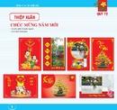 Tp. Hà Nội: Thiệp chúc mừng năm mới, CL1159436