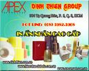 Tp. Hồ Chí Minh: Nhãn mã vạch - nhãn thực phẩm - nhãn decal - nhãn mỹ phẩm - giấy in hóa đơn CL1187064P6