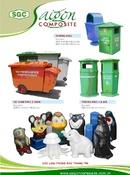 Bình Dương: Cung cấp thùng rác toàn quốc - Ms. Nhị Hương 0902824099 CL1159781