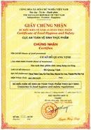 Tp. Hồ Chí Minh: làm giấy chứng nhận vệ sinh an toàn thực phẩm CL1159698