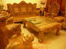 Bắc Ninh: Đồ gỗ cao cấp Bộ bàn ghế Rồng bảo đỉnh ĐR02 CL1175289P11