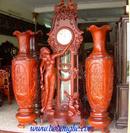 Bắc Ninh: Đồng hồ đứng kiểu cô tiên dạng cổ máy điện tử ĐH05 CL1160702
