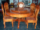 Bắc Ninh: Bộ bàn ăn bàn Tròn BT 10-6 CL1161088