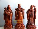 Bắc Ninh: Ông Tam đa Phúc – Lộc – Thọ gỗ Hương TĐ04 CL1161107