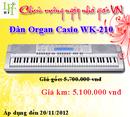 Tp. Hồ Chí Minh: Đàn organ khuyến mãi chào mừng ngày nhà giáo Việt Nam 20/ 11/ 2012 CL1195534P4