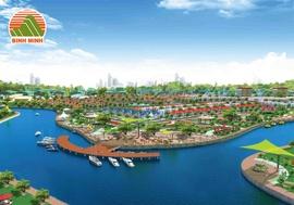 Bán đất nền dự án khu đô thị sinh thái Sunrise River