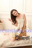 Tp. Hồ Chí Minh: Đầm ngủ bohemieng hoa vàng đồng nội - DNC451 CL1164499